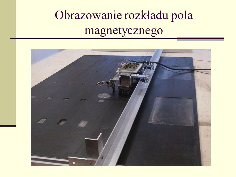 Obrazowanie rozkładu pola magnetycznego
