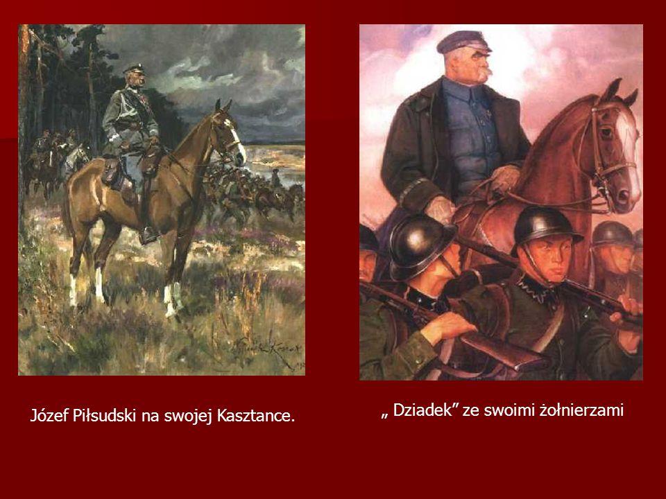 """"""" Dziadek ze swoimi żołnierzami"""