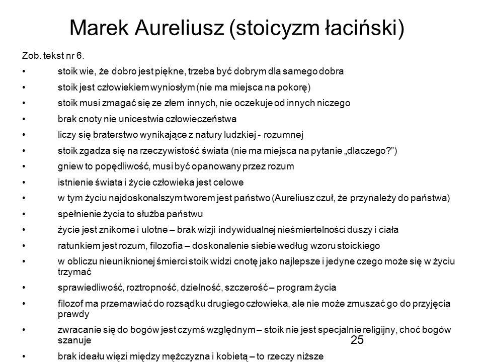 Marek Aureliusz (stoicyzm łaciński)