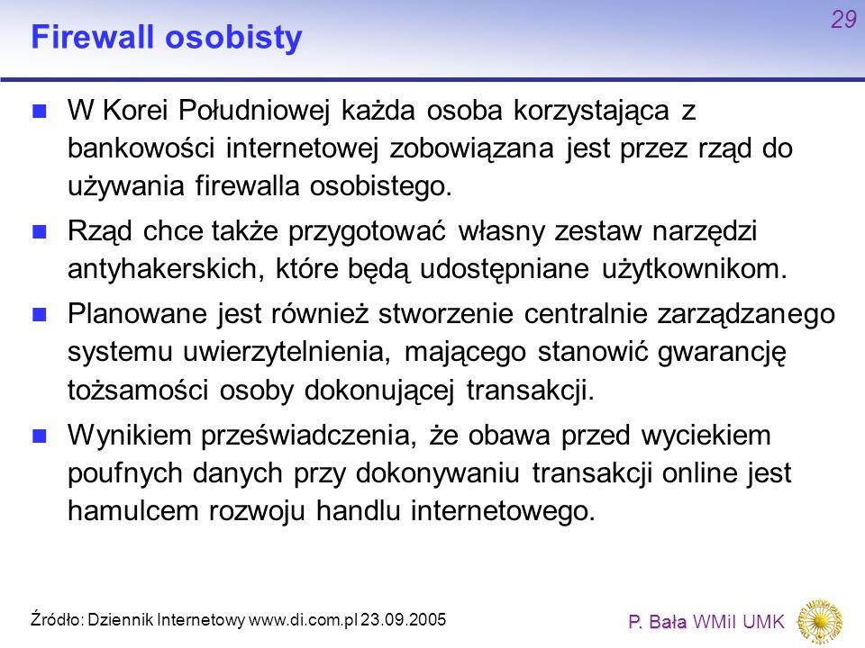 Firewall osobisty