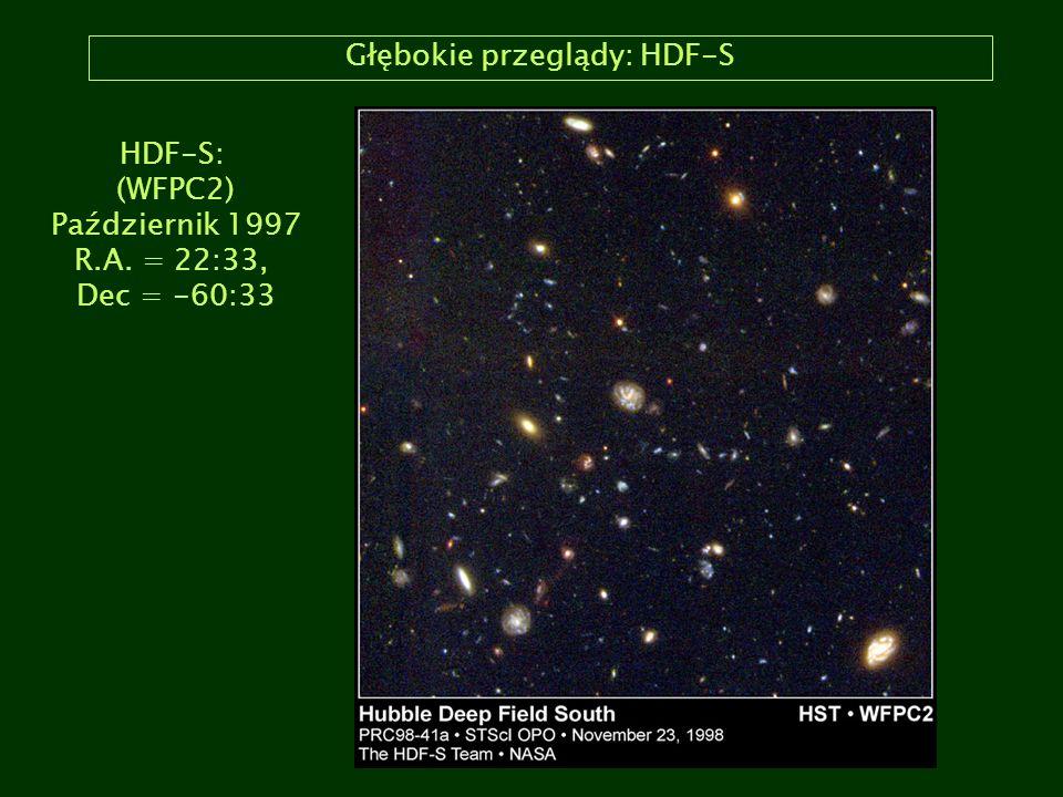 Głębokie przeglądy: HDF-S