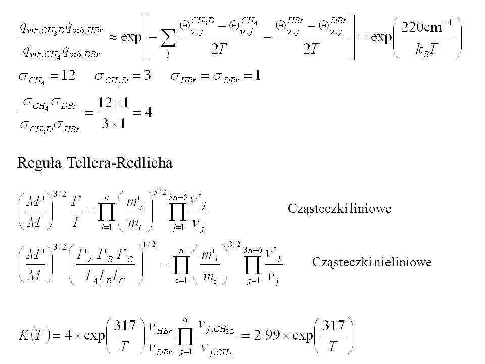 Reguła Tellera-Redlicha