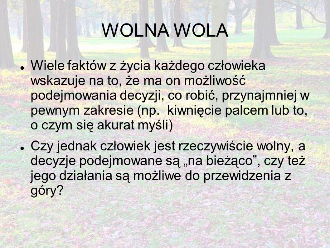 WOLNA WOLA