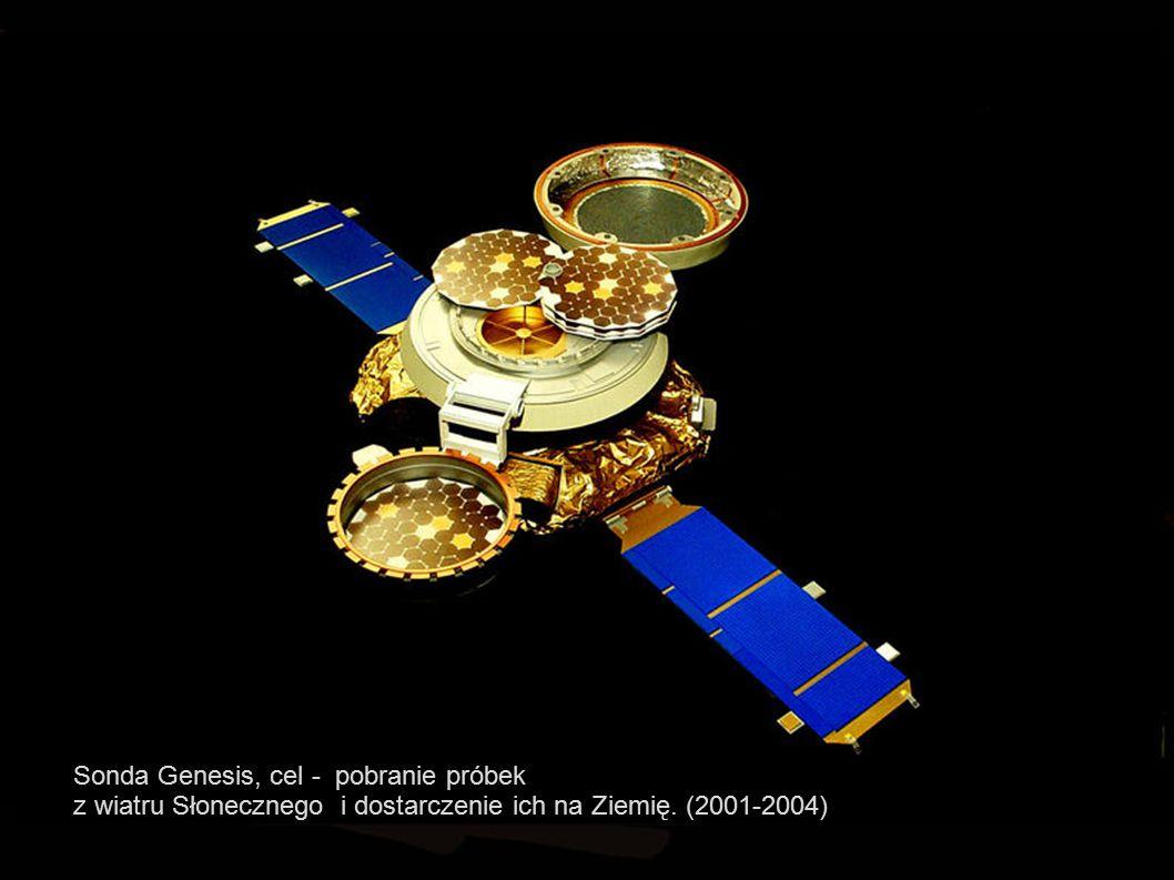 Sonda Genesis, cel - pobranie próbek