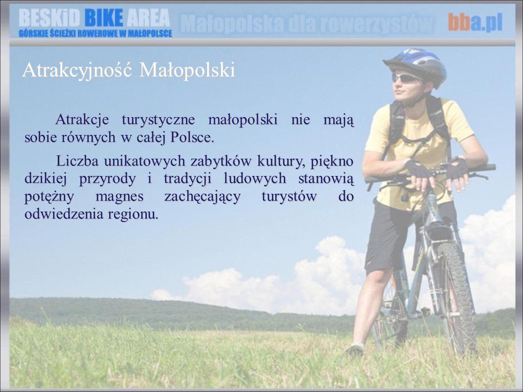 Atrakcyjność Małopolski