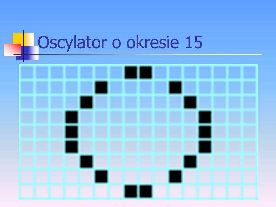 Oscylator o okresie 15