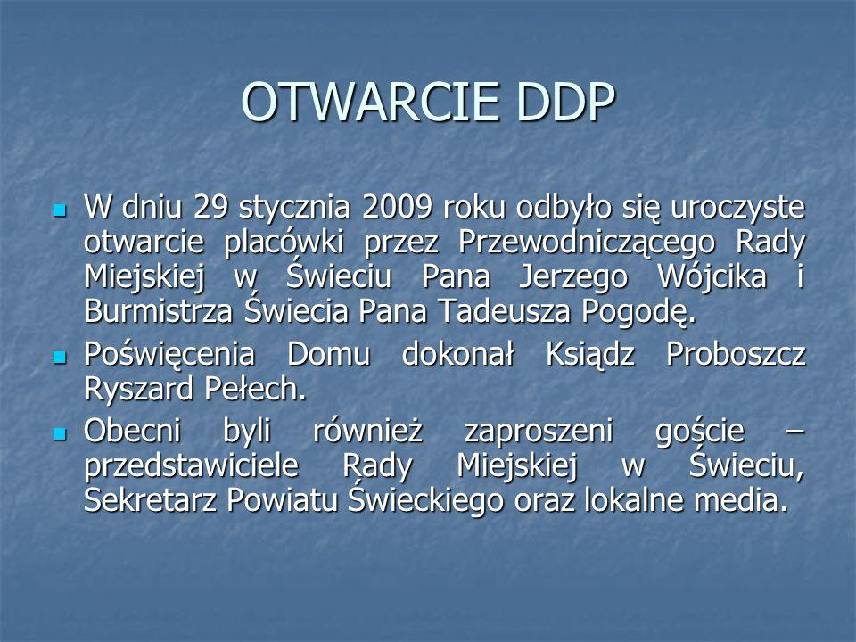 OTWARCIE DDP
