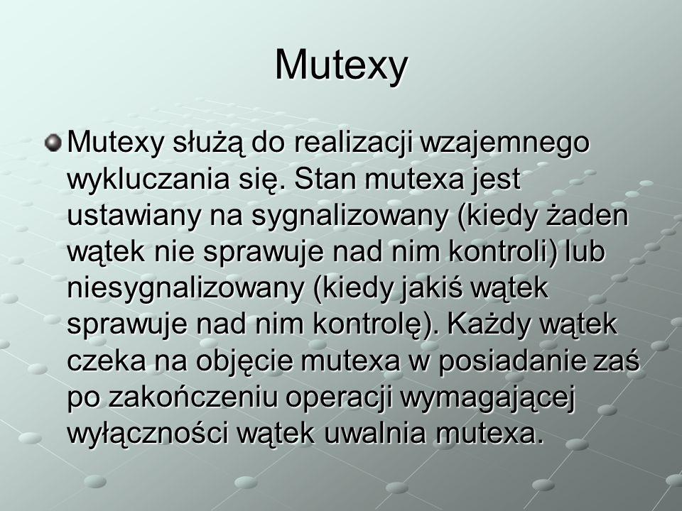 Mutexy