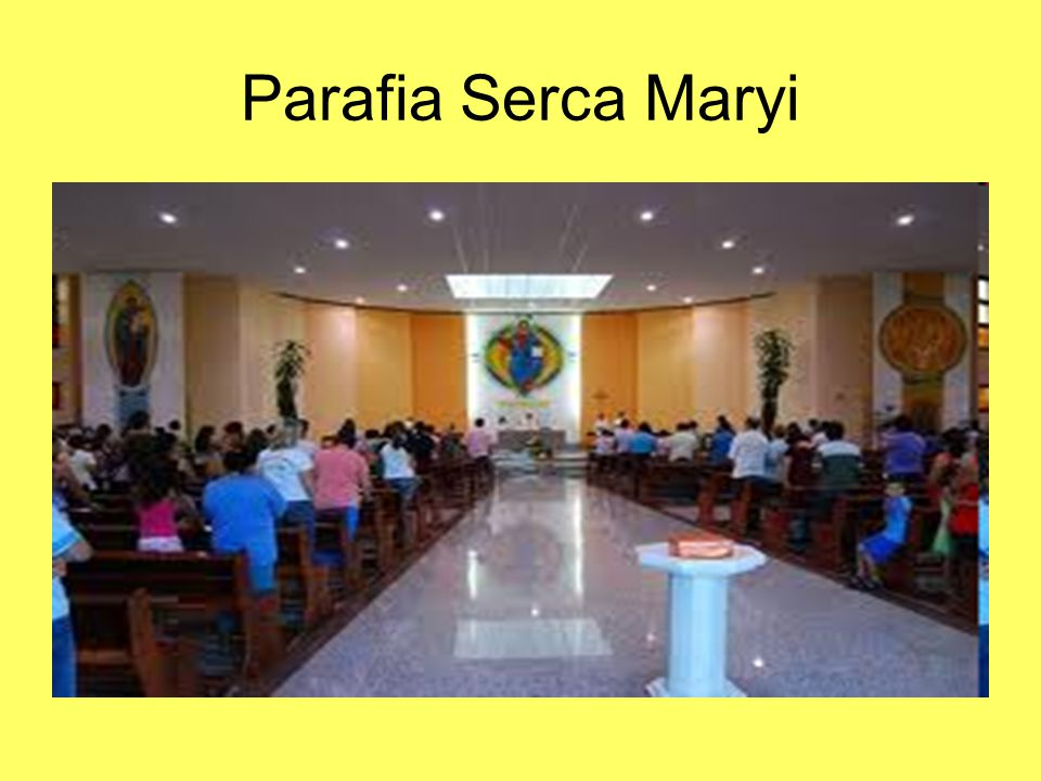 Parafia Serca Maryi