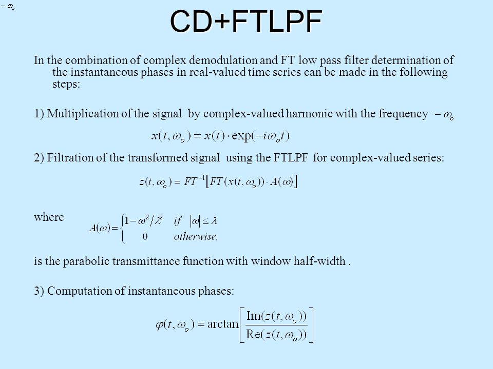 CD+FTLPF