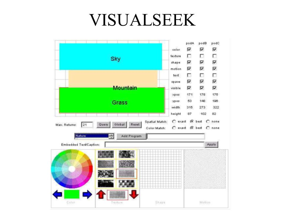 VISUALSEEK