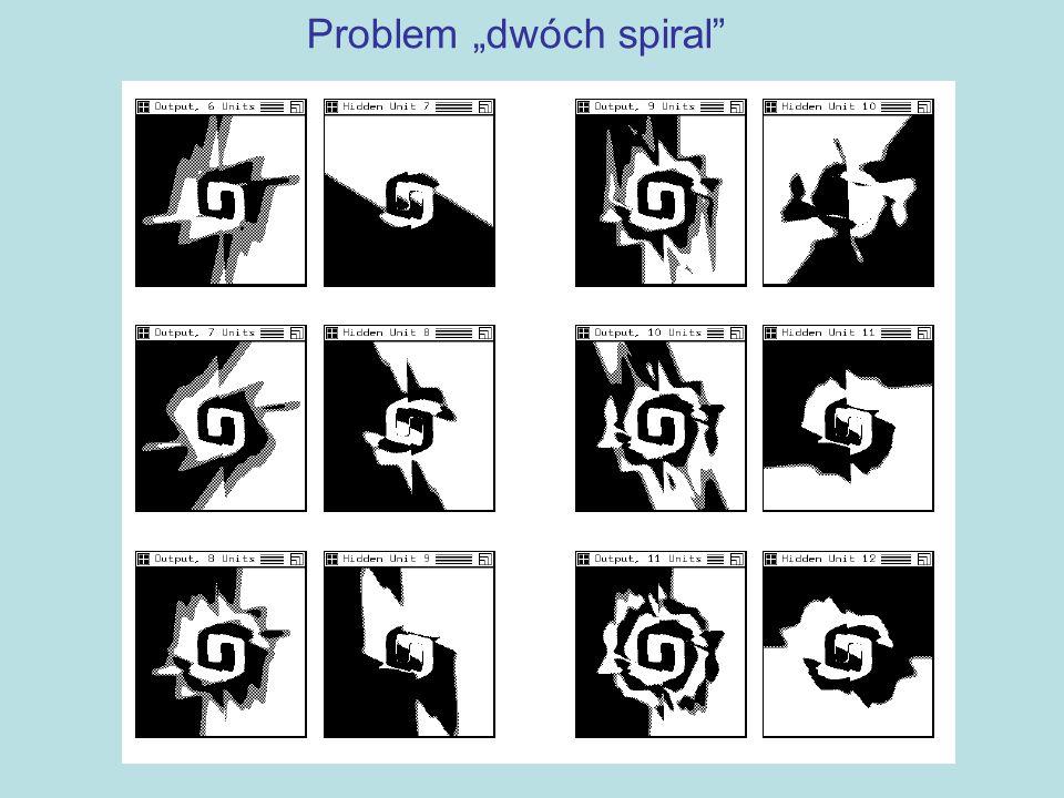 "Problem ""dwóch spiral"