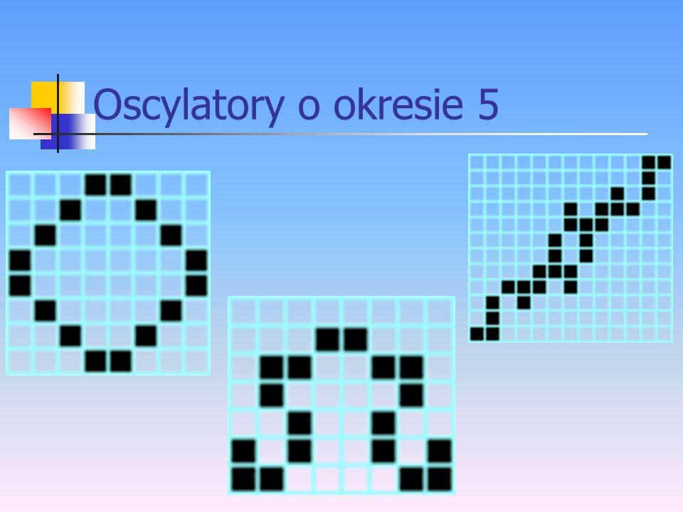 Oscylatory o okresie 5