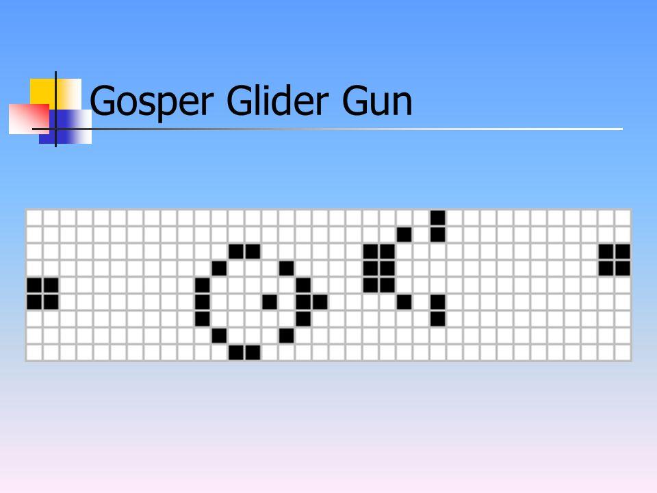 Gosper Glider Gun
