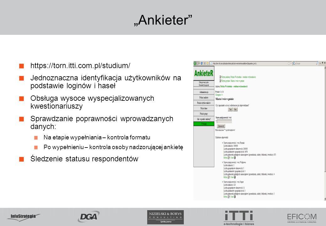 """""""Ankieter https://torn.itti.com.pl/studium/"""