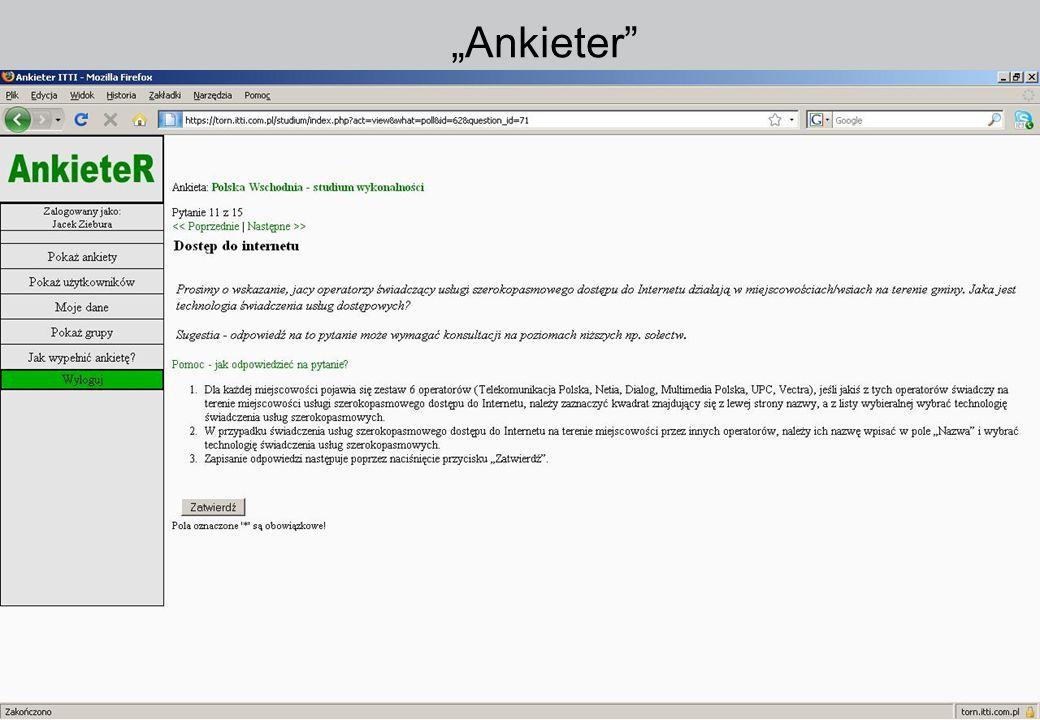 """""""Ankieter 5.02.09 5.02.09 www.itti.com.pl www.itti.com.pl 40"""