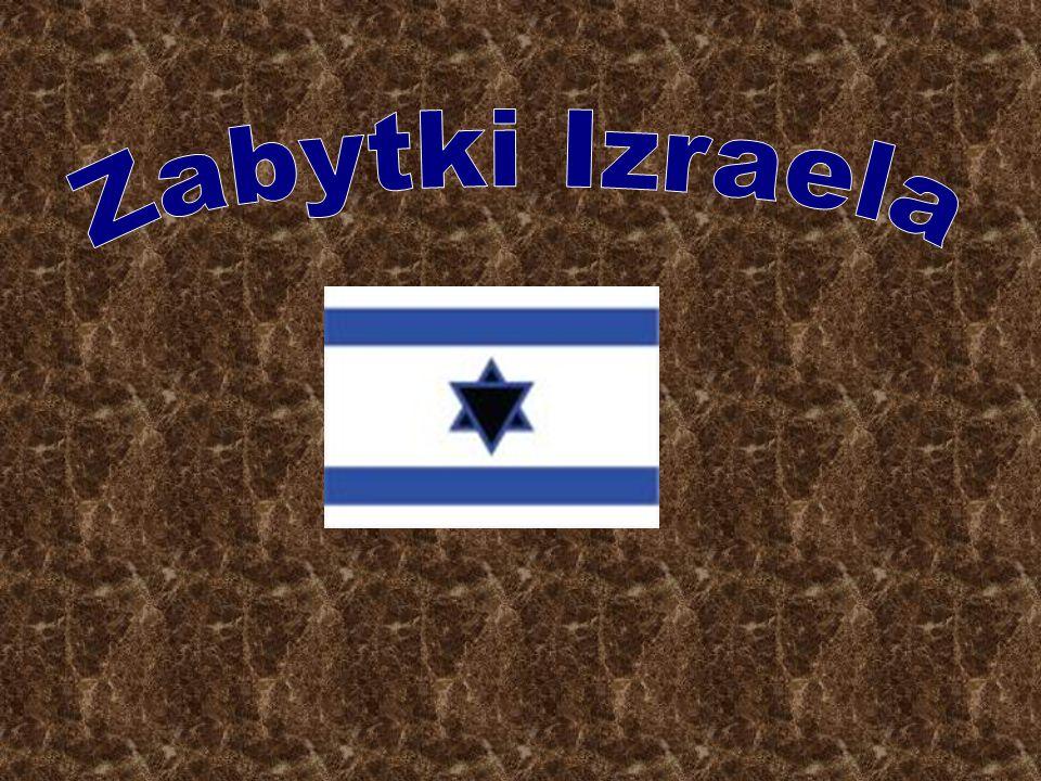 Zabytki Izraela
