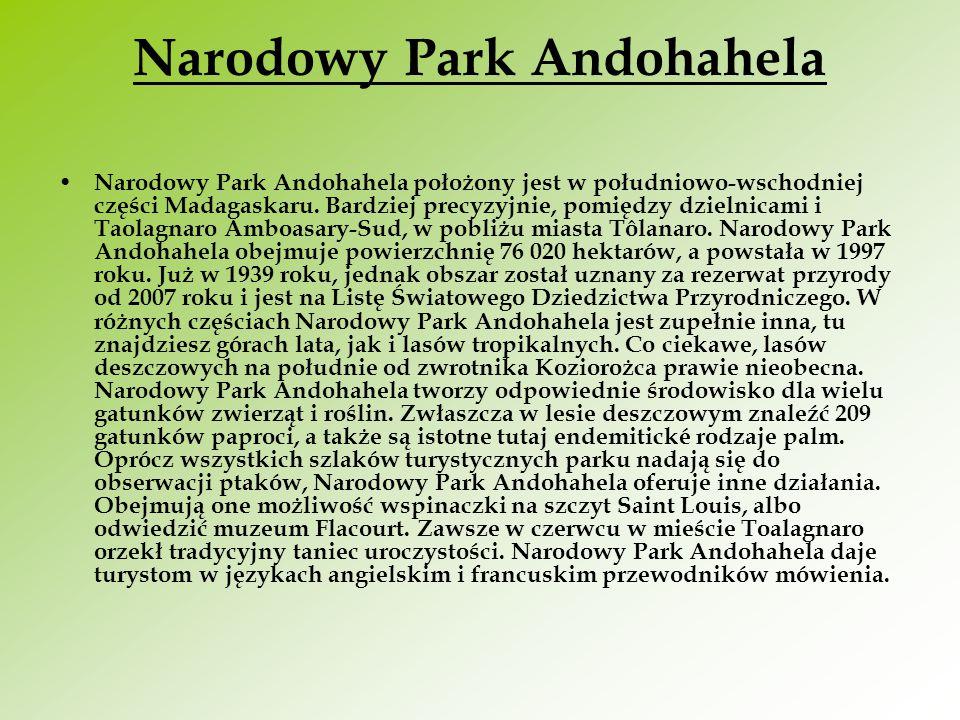 Narodowy Park Andohahela