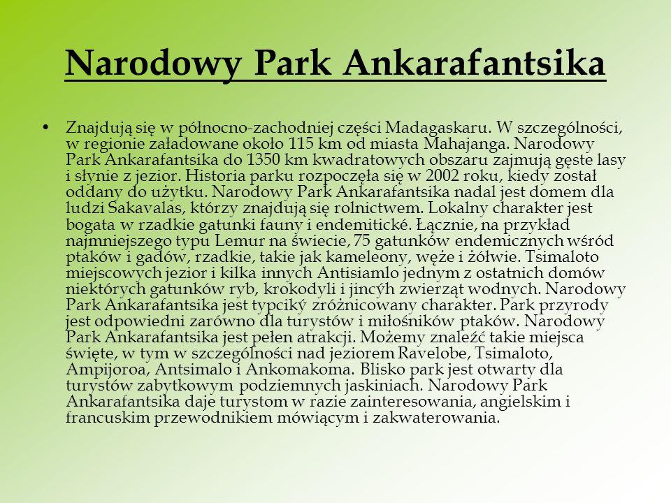 Narodowy Park Ankarafantsika