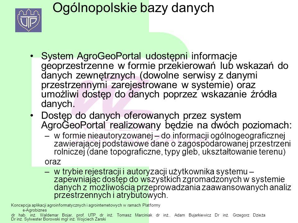 Ogólnopolskie bazy danych