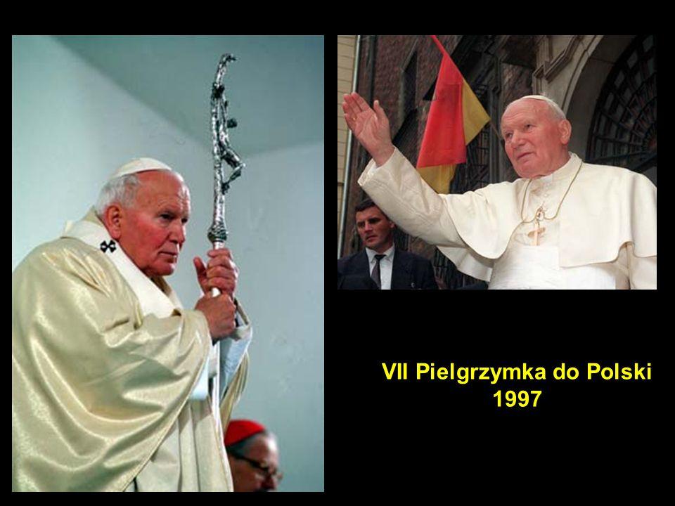 VII Pielgrzymka do Polski