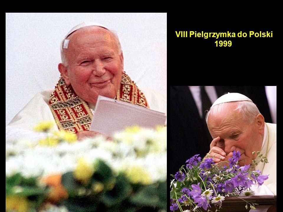 VIII Pielgrzymka do Polski