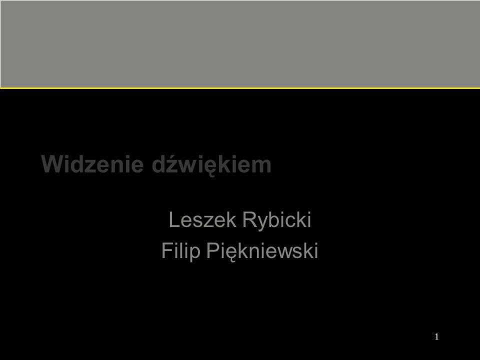 Leszek Rybicki Filip Piękniewski