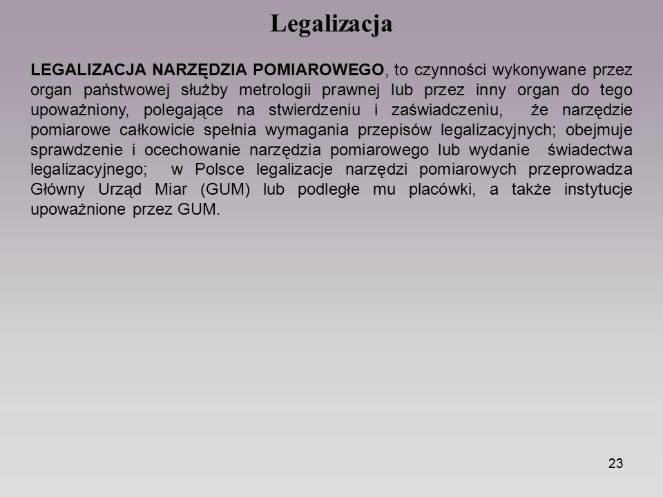 Legalizacja
