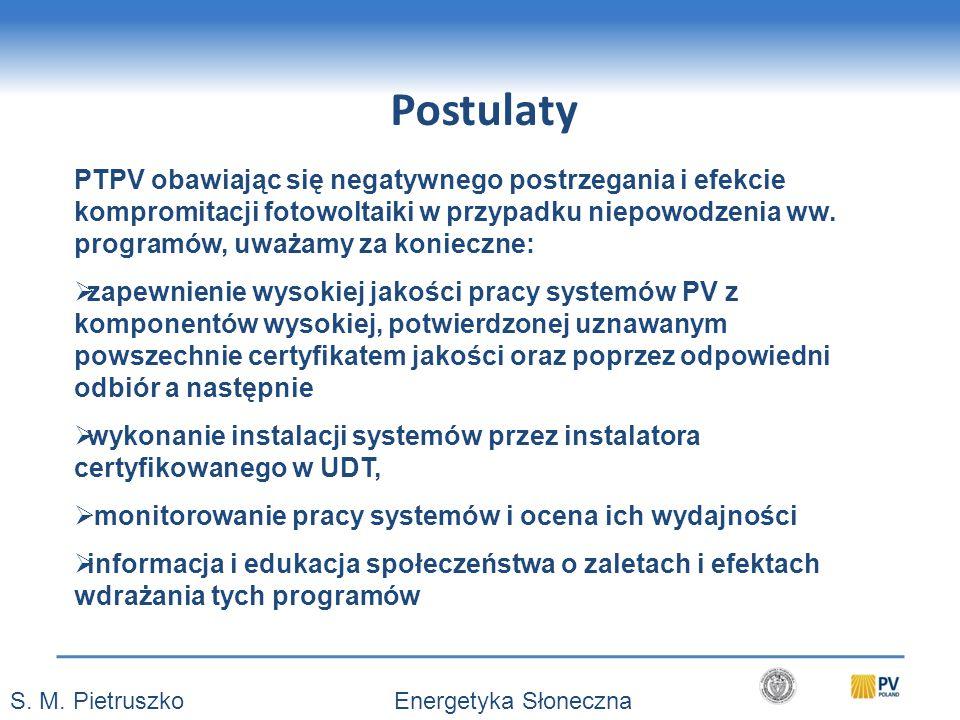 PCM – Program Certyfikacji Małych Systemów