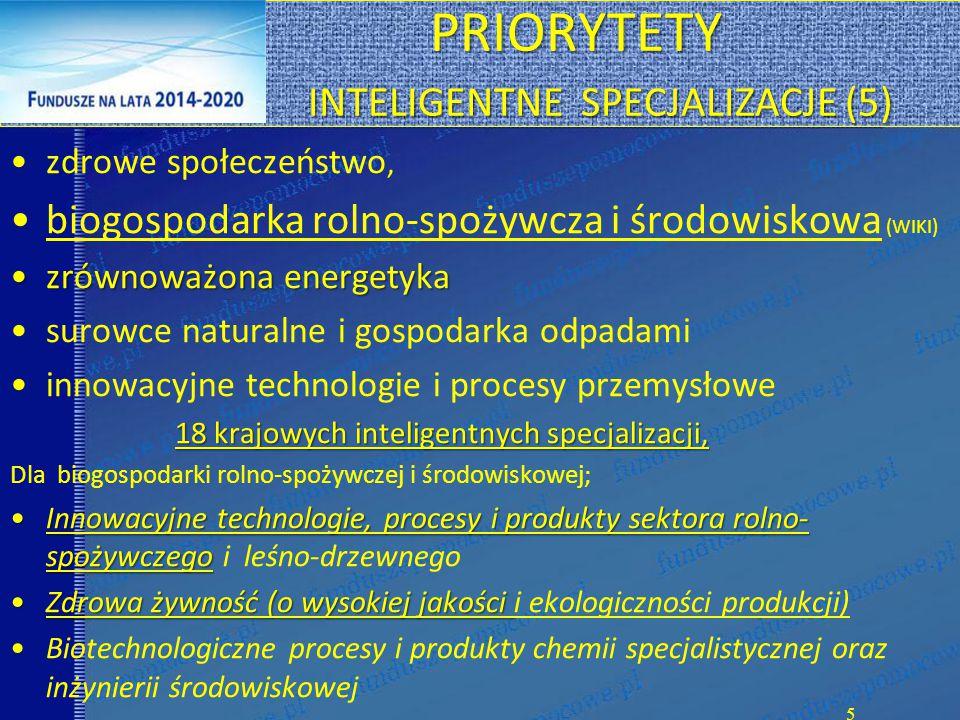 PRIORYTETY INTELIGENTNE SPECJALIZACJE (5)