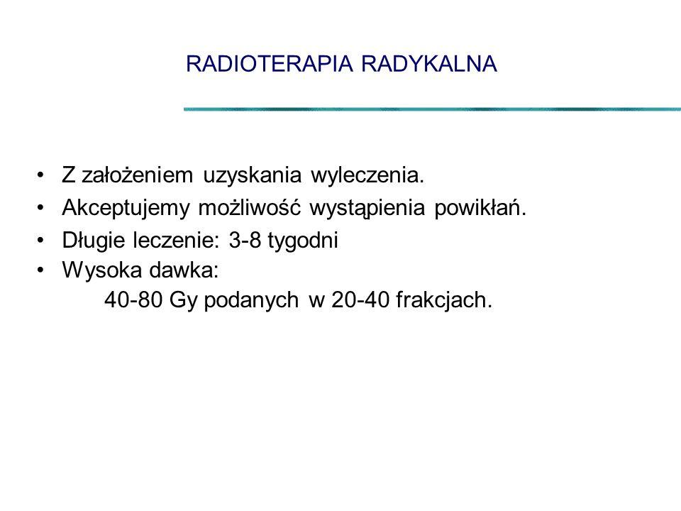 RADIOTERAPIA RADYKALNA