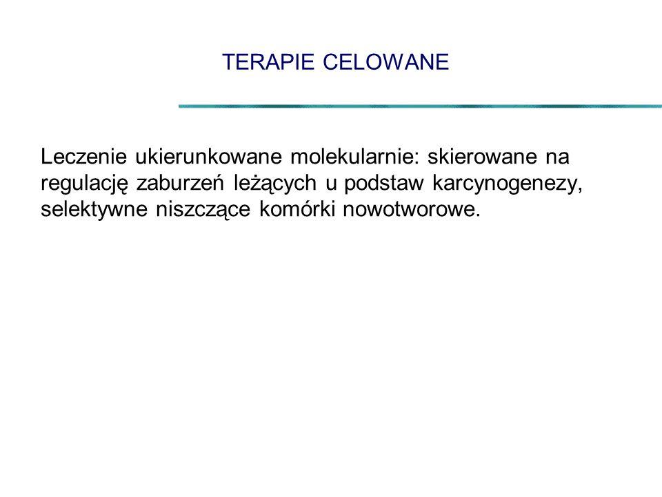 TERAPIE CELOWANE