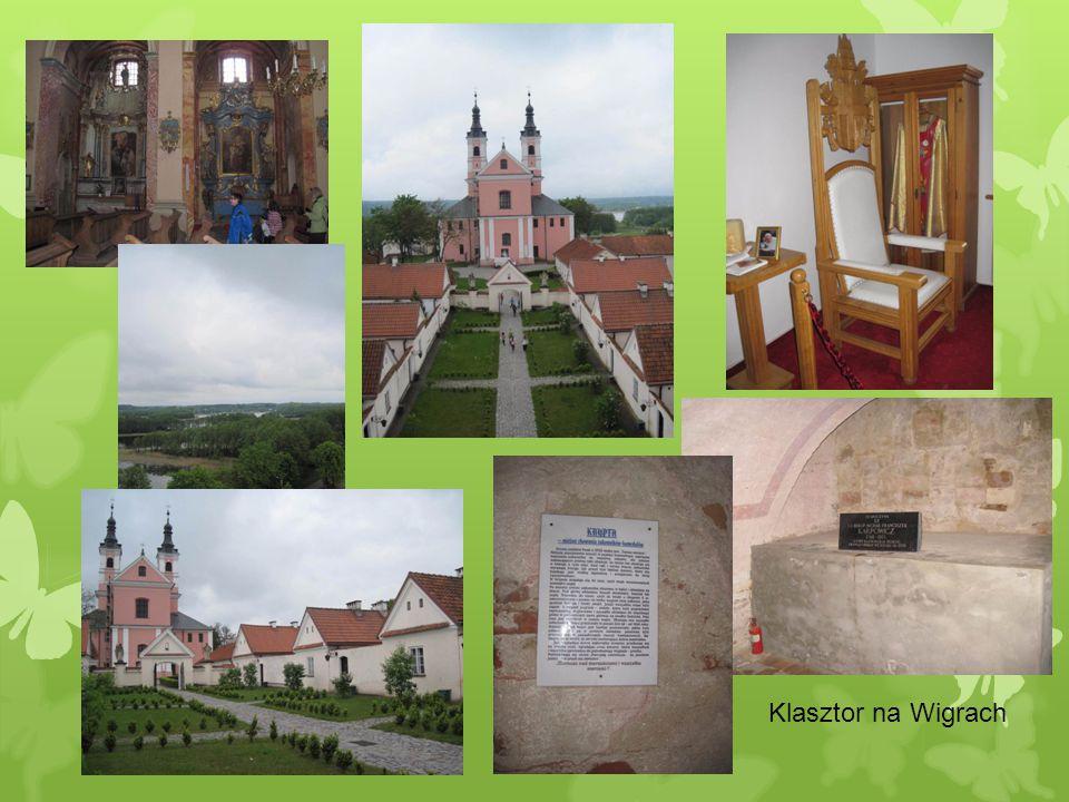 Klasztor na Wigrach