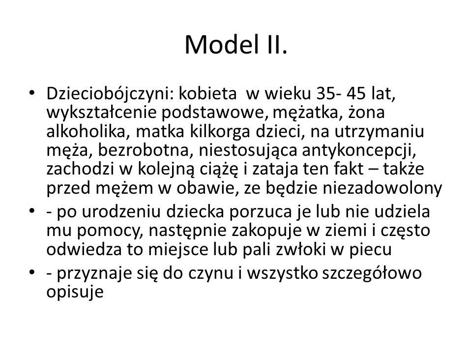 Model II.