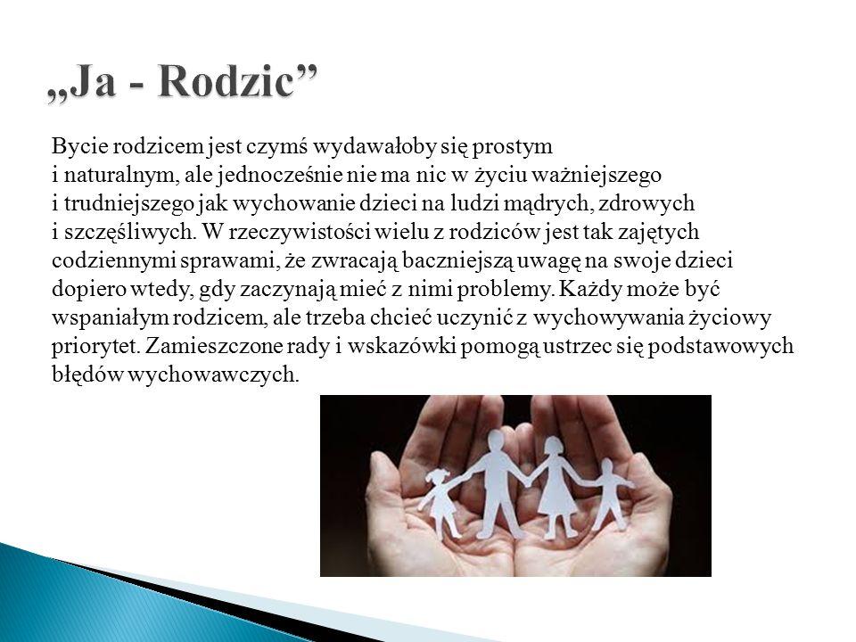 """Ja - Rodzic"