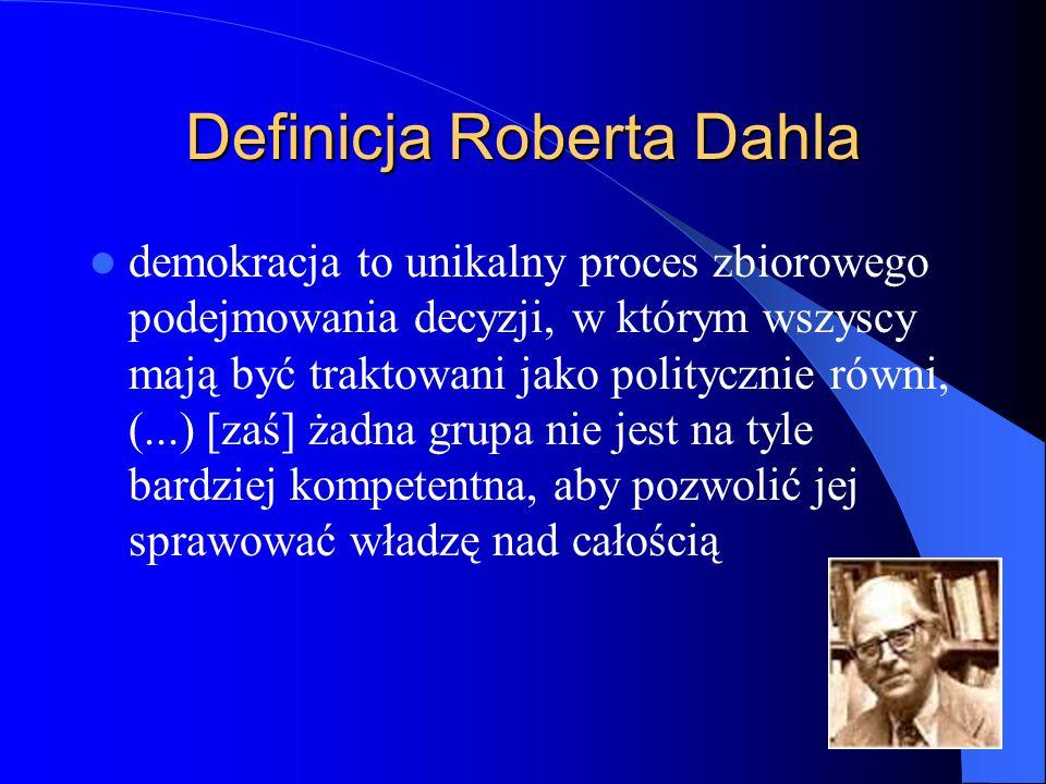 Definicja Roberta Dahla
