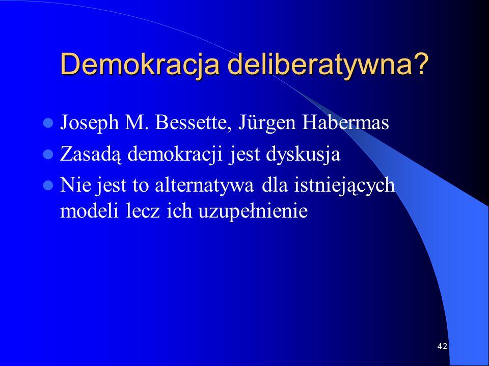 Demokracja deliberatywna