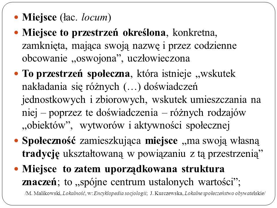 Miejsce (łac. locum)