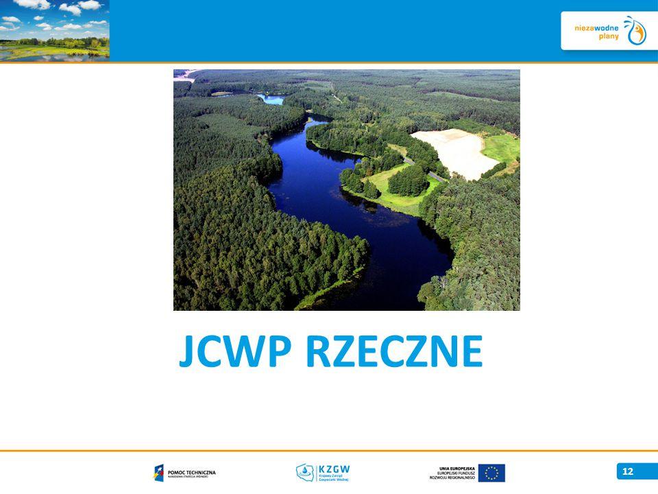 JCWP rzeczne