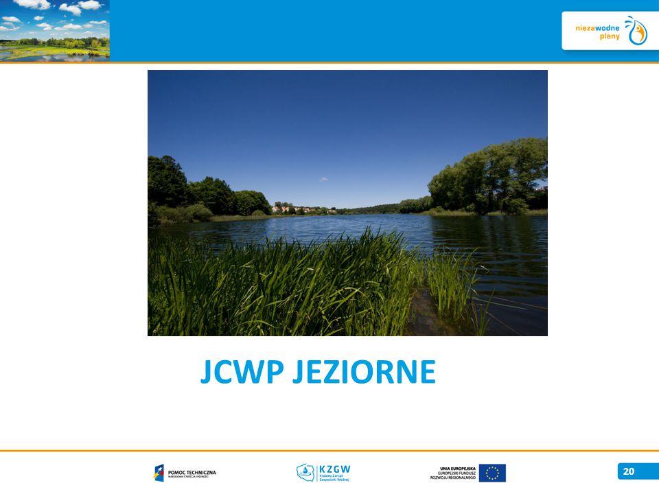 JCWP jeziorne