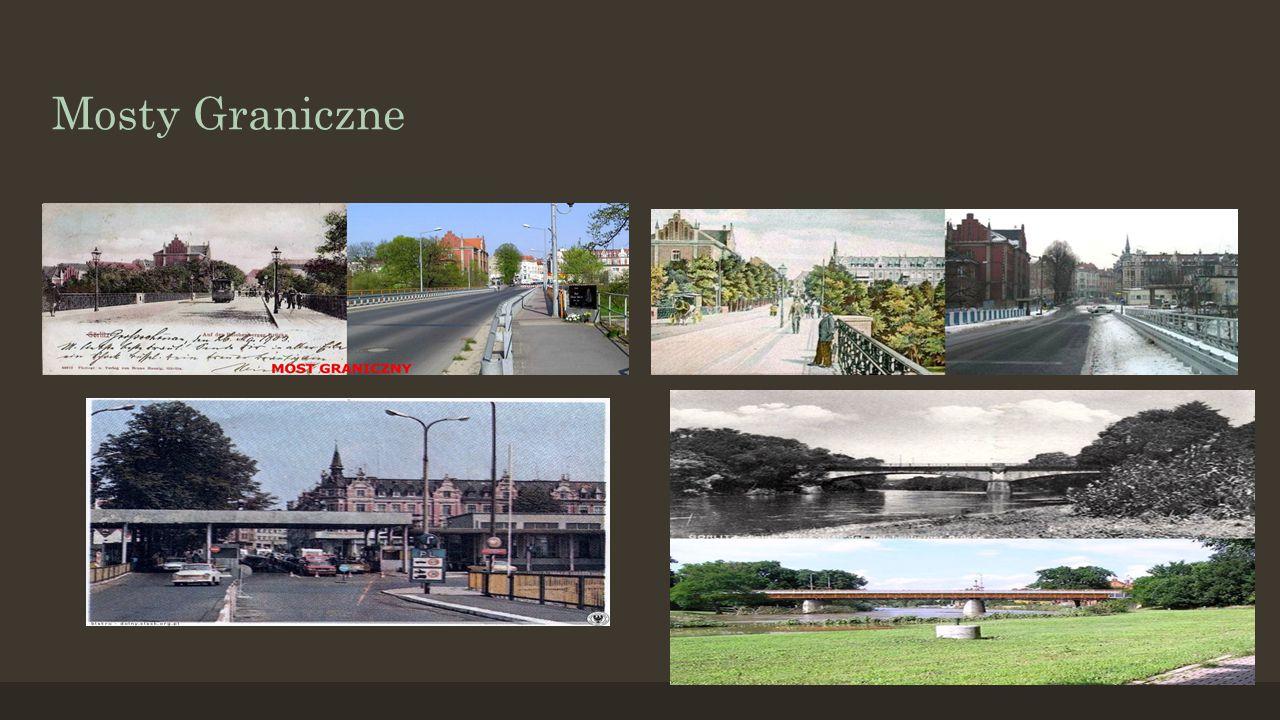 Mosty Graniczne