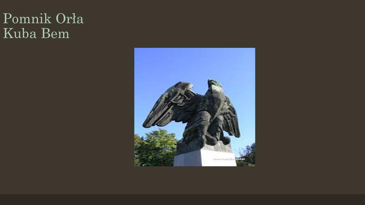 Pomnik Orła Kuba Bem