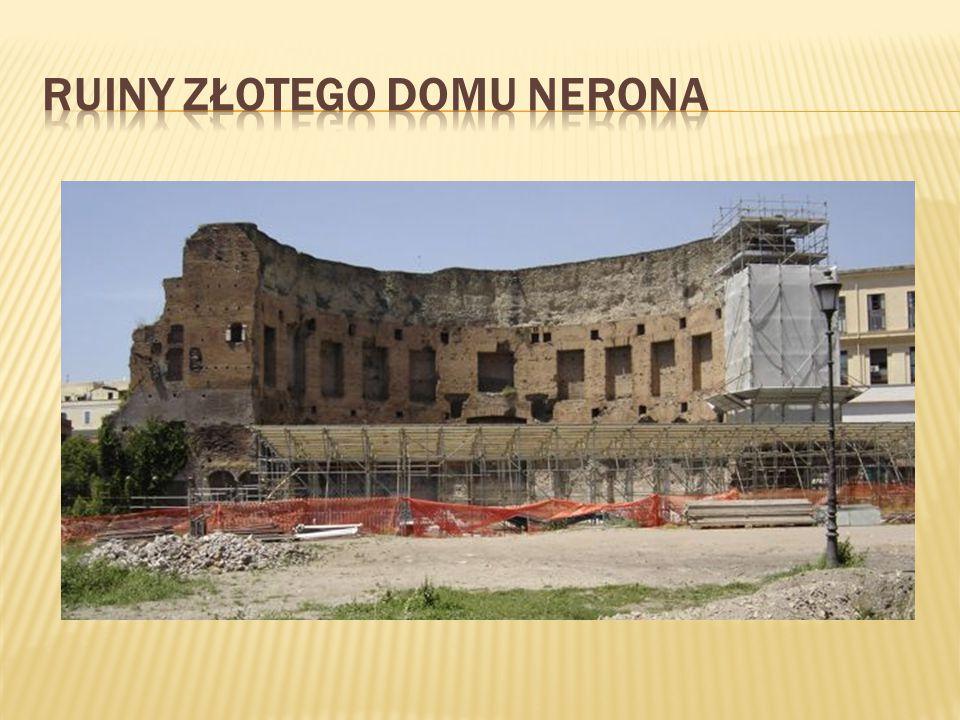 Ruiny Złotego Domu Nerona