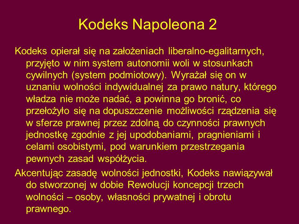 Kodeks Napoleona 2