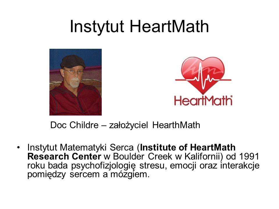 Instytut HeartMath Doc Childre – założyciel HearthMath
