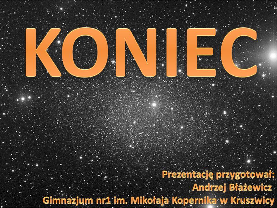 KONIEC Prezentację przygotował: Andrzej Błażewicz