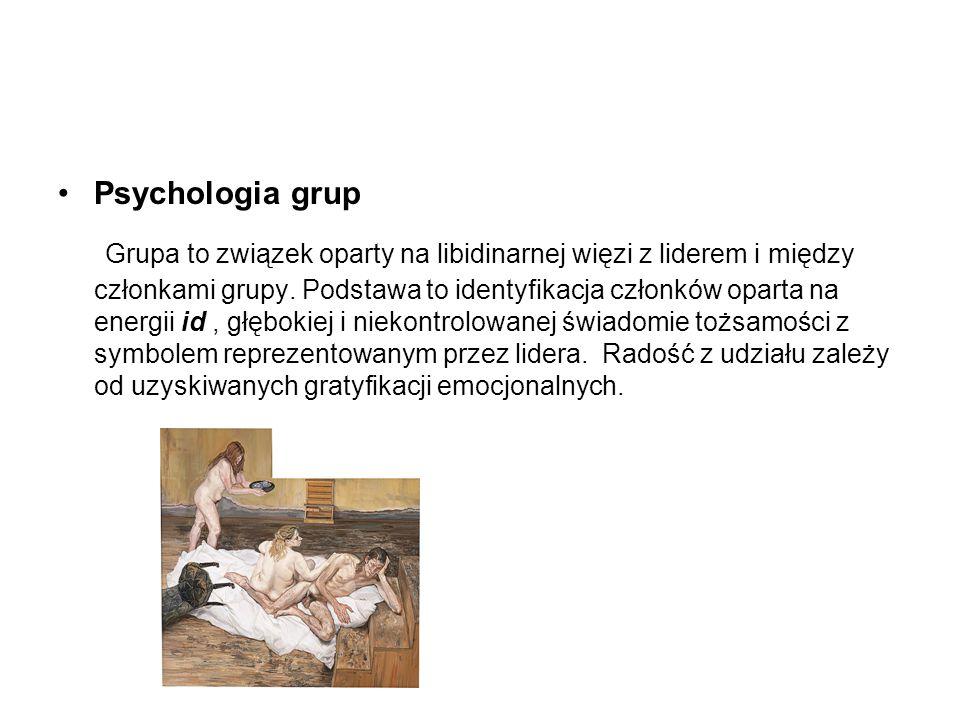 Psychologia grup