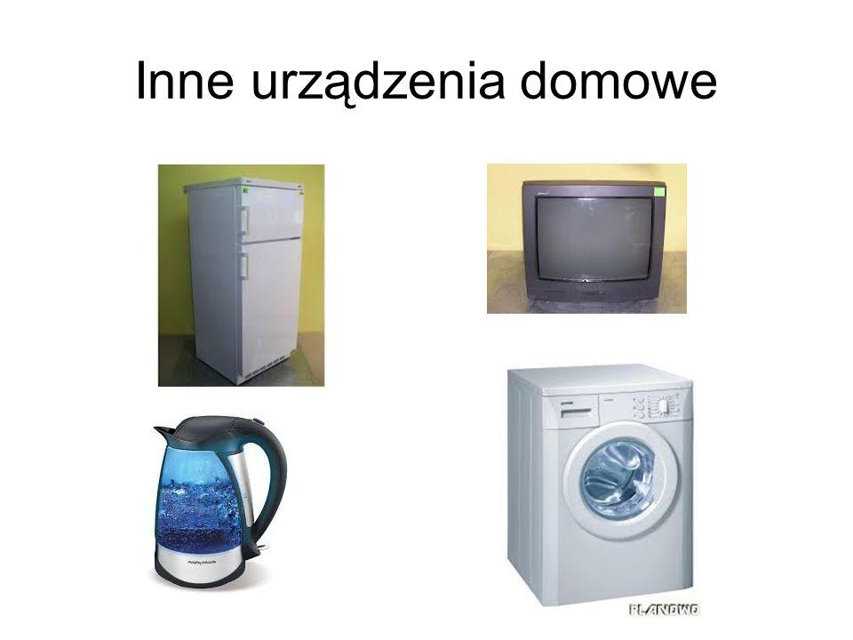 Inne urządzenia domowe