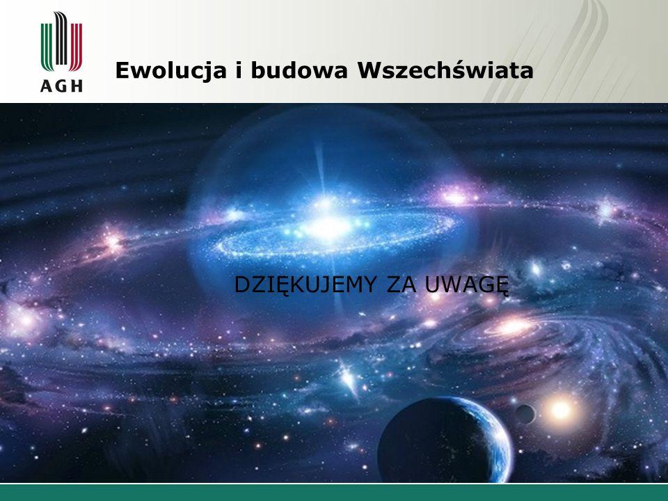 Ewolucja i budowa Wszechświata