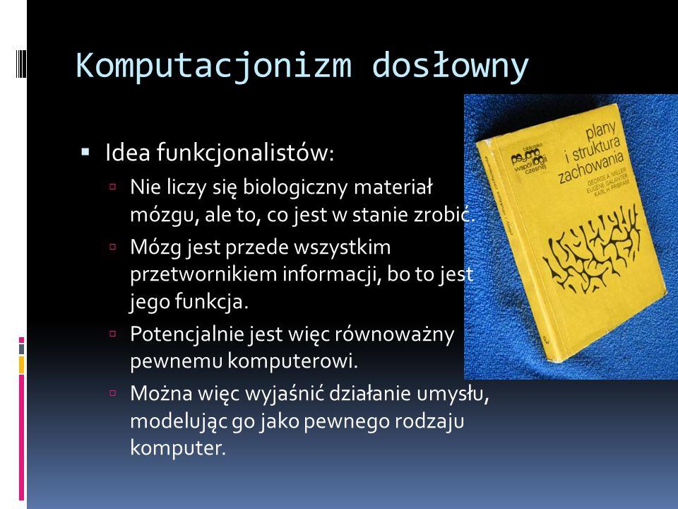 Komputacjonizm dosłowny
